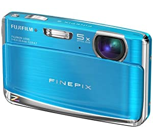 Fujifilm FinePix Z70 Digital Camera - Blue (12MP, 5x Optical Zoom) 2.7 inch LCD