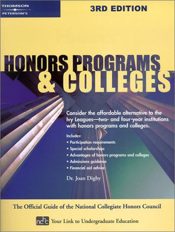Peterson's Honors Programs
