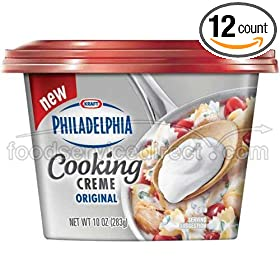 Philadelphia Original Cooking Cream Cheese