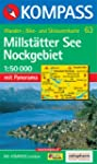 Millsttter See, Nockgebiet: Wander-,...