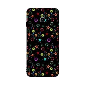 Skintice Designer Back Cover with direct 3D sublimation printing for Infocus M2