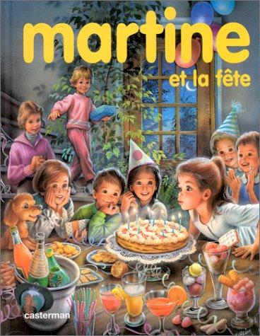 Martine et la fête