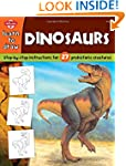 Dinosaurs: Step-by-step instructions...