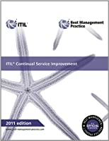 ITIL Continual Service Improvement 2011 Edition Front Cover