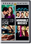 Crazy Stupid Love / Horrible Bosses [DVD] [Region 1] [US Import] [NTSC]