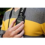 MegaGear Camera Buckle Lens Cap Holder for 67, 58 and 52mm Lens Cap Sizes. Never lost lens cap!