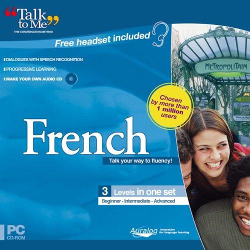 Talk To Me French (Beginner-Intermediate-Advanced)