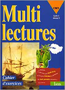 Multi Lectures: CM1 Cycle 3 Niveau 2, Cahier d'Exercices: Martine