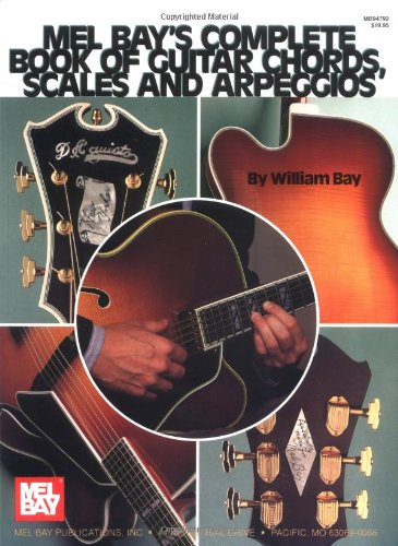 Mel Bay/'s Best Scale Method for Any Instrument Colin Bay Scales Sheet Music Book