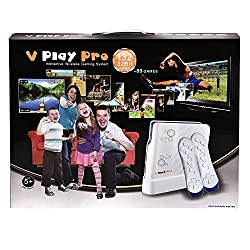 V PLAY Pro Interactive wireless Gaming System 32 bits game