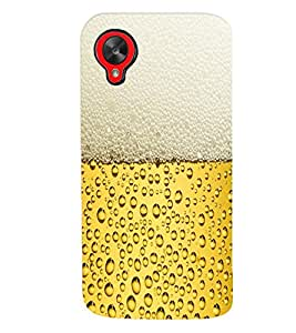 LG Nexus 5 MULTICOLOR PRINTED BACK COVER FROM GADGET LOOKS