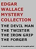 Edgar Wallace Mystery Collection zum besten Preis