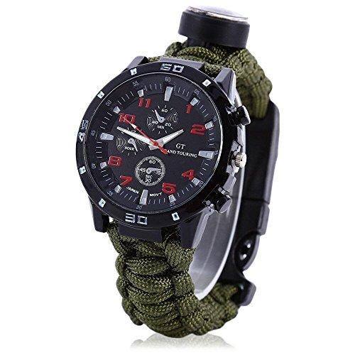 yan-7-in-1-paracord-armband-uhr-mit-36-meter-paracord-seil-kompass-thermometer-pfeife-leinenschneide