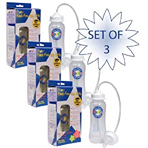 Amazon Com Set Of 3 Podee Baby Bottle Handsfree