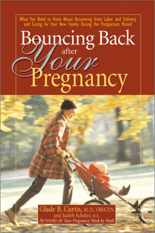 Image for Bouncing Back After Your Pregnancy: What You Need to Know about Recovering From Labor and Delivery and Caring For Your New Family