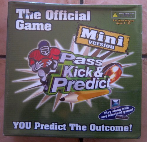 Pass Kick & Predict Mini Version