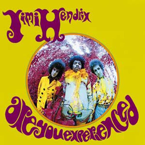 Licenses Products Jimi Hendrix Experienced Magnet