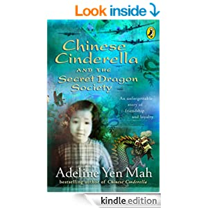 chinese cinderella and the secret dragon society book report