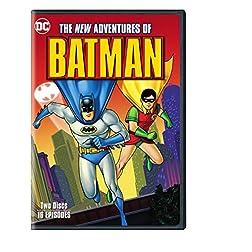 New Adventures of Batman, The