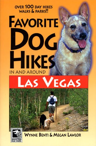Favorite Dog Hikes in And Around Las Vegas