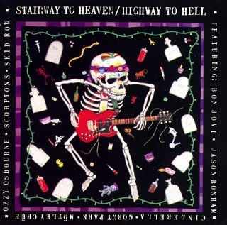 STAIRWAY TO HEAVEN, HIGHWAY TO HELL by V.A. (1998-11-03)