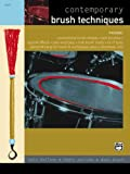 cover of Contemporary Brush Techniques