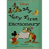 Disney's My Very First Dictionaryby Vincent Jefferds