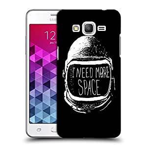 Snoogg I Need More Space Designer Protective Back Case Cover For Samsung Grand Prime G5306W