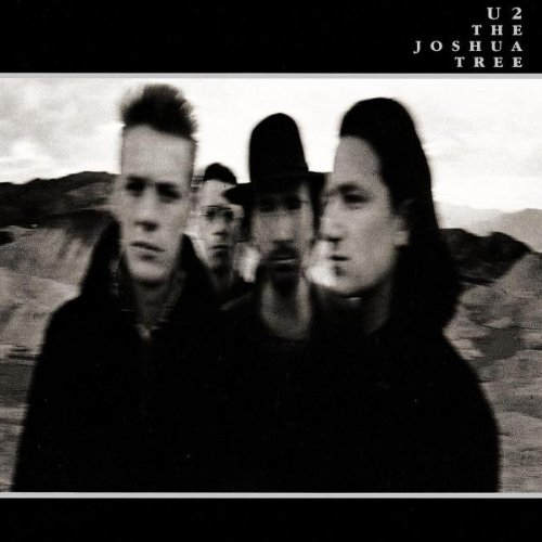 The Joshua Tree by U2 album cover