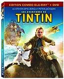 echange, troc Les Aventures de Tintin : Le Secret de la Licorne - Combo Blu-ray + DVD [Blu-ray]