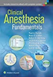 img - for Clinical Anesthesia Fundamentals book / textbook / text book