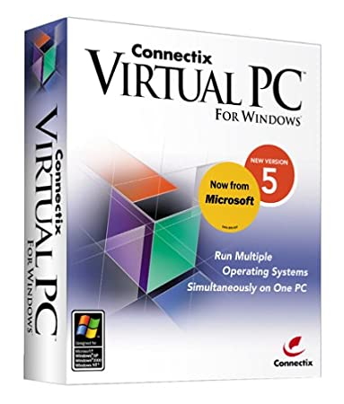 CONNECTIX VIRTUAL PC WINDOWS
