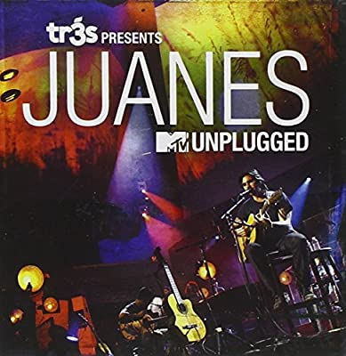 Tr3s Presents Mtv Unplugged Juanes