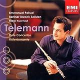 Telemann - Flötenkonzerte title=