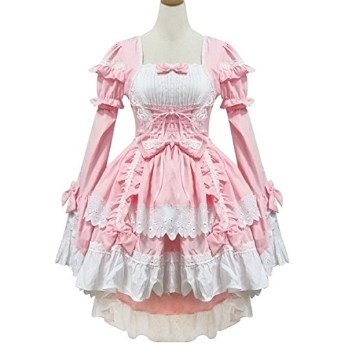 Sexy Cosplay Lolita Maid Outfit Halloween Fancy Dress Costumes