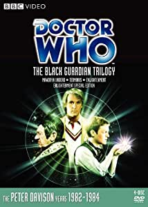 Doctor Who: The Black Guardian Trilogy (Mawdryn Undead / Terminus / Enlightenment)