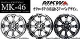 16インチ 4本セット サマータイヤ&ホイール ヨコハマ(YOKOHAMA) GEOLANDAR A/T-S 215/65R16 エムケーダブリュー