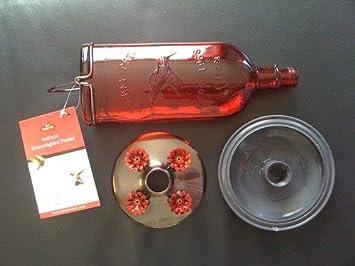 Perky pet 8109 2 antique glass bottle bottle for Entretien jardin 16