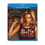 Buffy: The Vampire Slayer: Season 8 (Motion Comic) BD+DVD [Blu-ray]