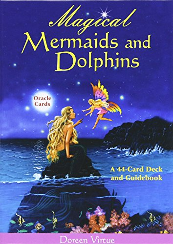 Magical Mermaids and Dolphins Oracle Cards (Large Card Decks)