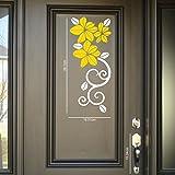 Chipakk Door Floral Swril