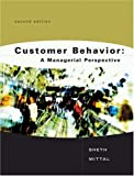 img - for Customer Behavior: A Managerial Perspective:2nd (Second) edition book / textbook / text book