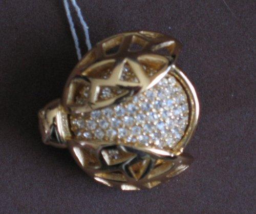 Christian Dior Brooch Pin: Beetle