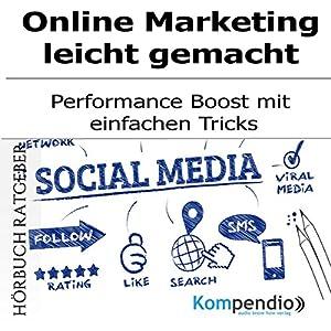 Online-Marketing leicht gemacht Hörbuch
