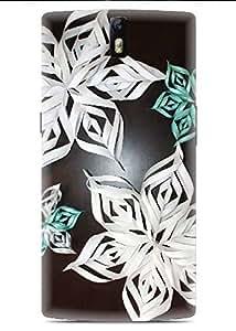Spygen Premium Quality Designer Printed 3D Lightweight Slim Matte Finish Hard Case Back Cover For One Plus One