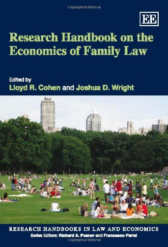 Research Handbook on the Economics of Family Law (Research Handbooks in Law and Economics Series)