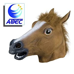 Autec Horse Head Mask