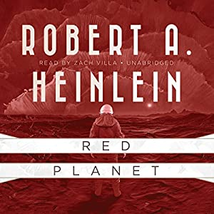 Red Planet Hörbuch