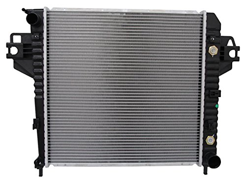 OSC Cooling Products 2481 New Radiator (2003 Jeep Liberty Radiator compare prices)