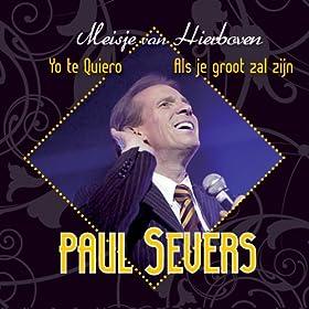 paul severs ft liesje from the album meisje van hierboven june 30 2010